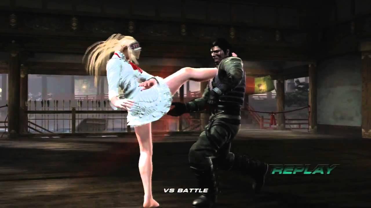 Tekken 7 alisa naked boobs 3d game vs battles wiki reppuzan vs battles wiki - 5 1