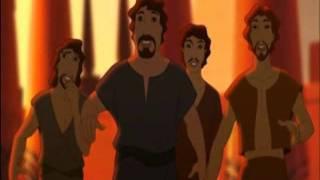 Giuseppe il re dei sogni- incontro con i fratelli e con il padre.wmv