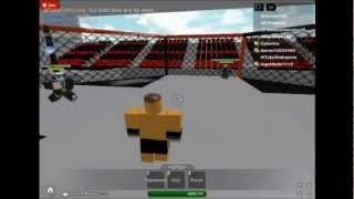 Roblox Mixed Martial Arts ©:1 HightLights