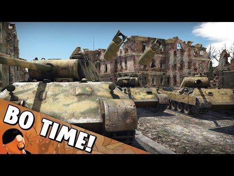 War Thunder - Panther D