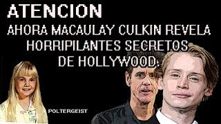 HORRIPILANTE CASO de Macaulay Culkin en HOLLYWOOD.
