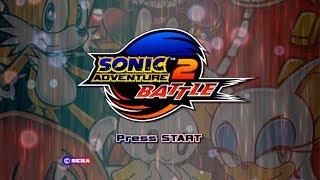 Sonic Adventure 2: Battle (HD) playthrough ~Longplay~