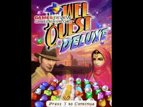 Jewel Quest Deluxe by I-play - Games-Review RU