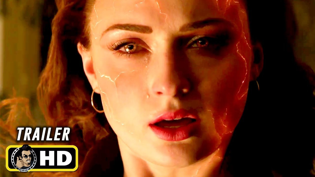 Download X-MEN: DARK PHOENIX Trailer #2 (2019) Sophie Turner Marvel Superhero Movie HD