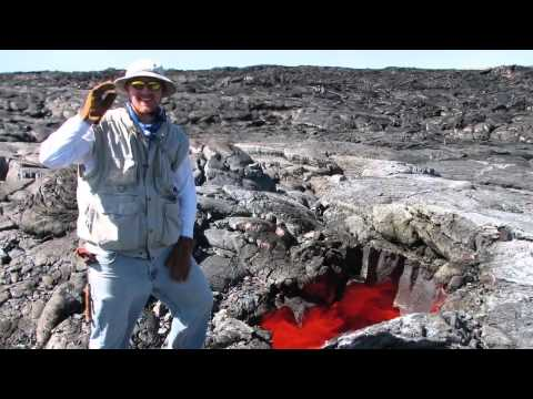 Studying Volcanoes on the Earth, Moon and Mars | NASA Space Science HD Video