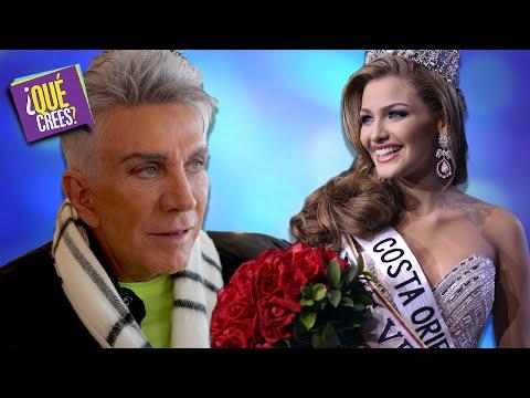 Osmel Sousa se fue y ella se atrevió: ex Miss Venezuela quiere estar en Nuestra Belleza Latina