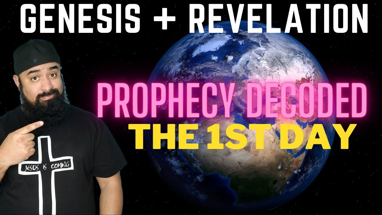 Book Of Revelation - Genesis Bible Study Connection Day 1