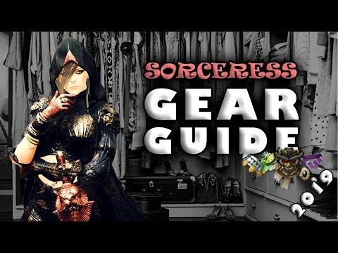 BDO: Sorceress Gear Guide