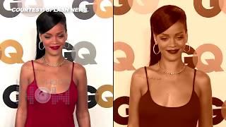 BET Awards 2015: Rihanna Sings Along To Chris Brown BET Awards Performance