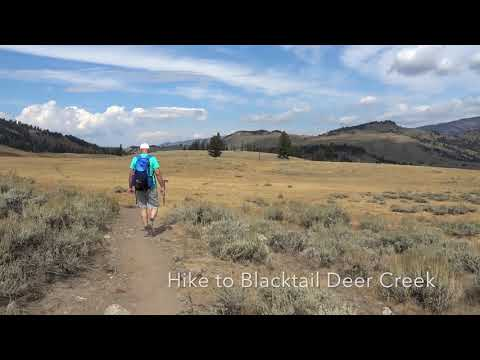 Yellowstone Day Hikes September 2017