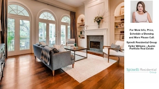 3501 woodcutters way austin tx presented by spinelli residential group