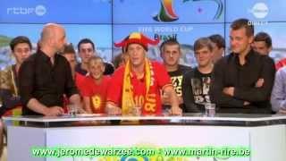 16 - Les Cariocas sociaux - Jérôme de Warzee et Kiki l