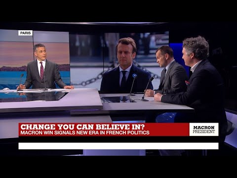 Change you can believe in? Macron win signals new era in French politics (part 1)