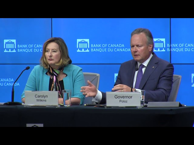 """Bank of Canada Governor Stephen Poloz says U.S. tariffs and Canadian countermeasures have made trade-related uncertainty """"more real."""" The central bank raised its benchmark interest rate to 1.5 per cent on Wednesday. (The Canadian Press)"""