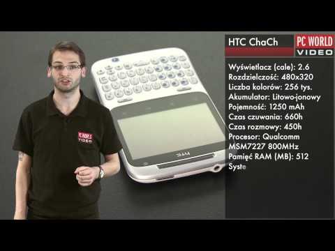 HTC ChaCha - test PC World