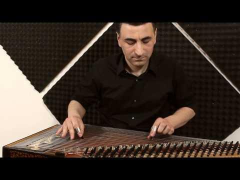 Hesen Kanjo Kanun-Maqam Beyat Arabic-مقام بيات- قانون