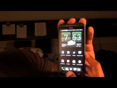HTC EVO 4G LTE UNBOXING