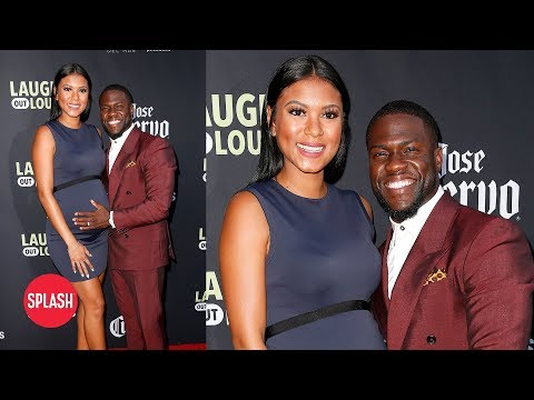 Kevin Hart's Wife Welcomes Baby Boy | Daily Celebrity News | Splash TV