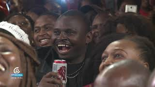 MC Jessy - When President Kenyatta Bought Bananas Along Thika Rd.