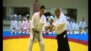 Техника для сдачи на 6 кю (жёлтый пояс) Айкидо Айкикай