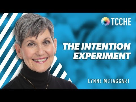 Lynne McTaggart @ TCCHE 2015 - The Intention Experiment