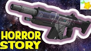 Is it worth the grind???? HORROR STORY auto rifle review - Destiny 2