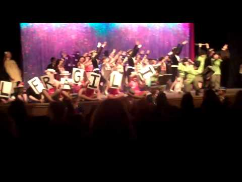 Miki's Mary Poppins Finale 12-15-12