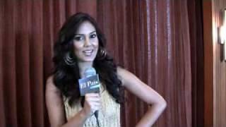 Catalina Robayo, señorita Valle 2010 - 2011