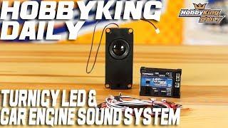 Turnigy LED & Car Engine S…