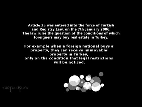 Property Law in Turkey, Buying Property in Turkey, Property Investment in Istanbul