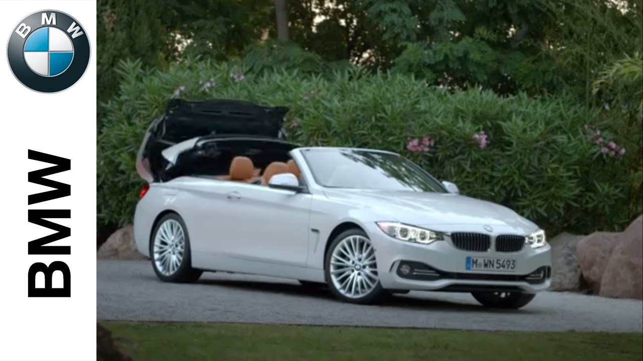 bmw 4 serie bmw 4 serie cabrio comfort youtube. Black Bedroom Furniture Sets. Home Design Ideas