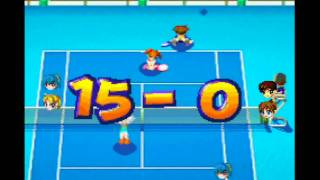Mario Tennis: Power Tour Review (WiiU EShop)