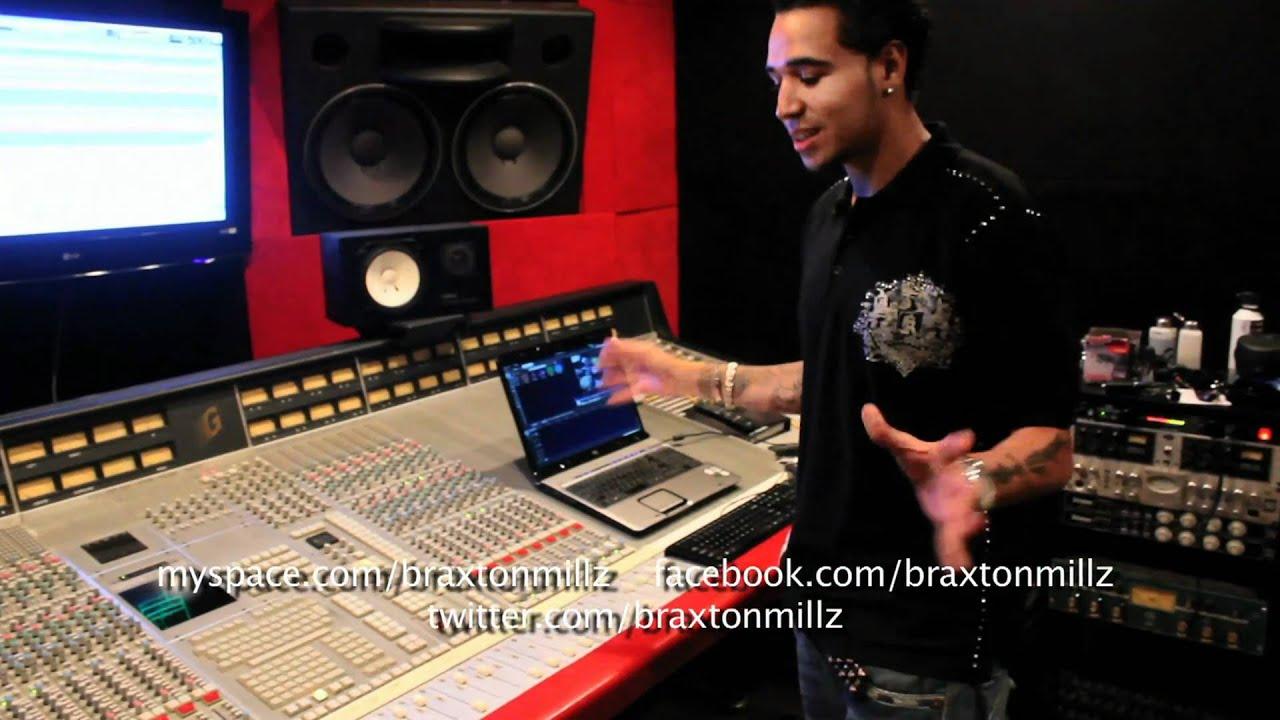 "B Millz ""So Happy"" Mix Session 08/31/10 - YouTube"