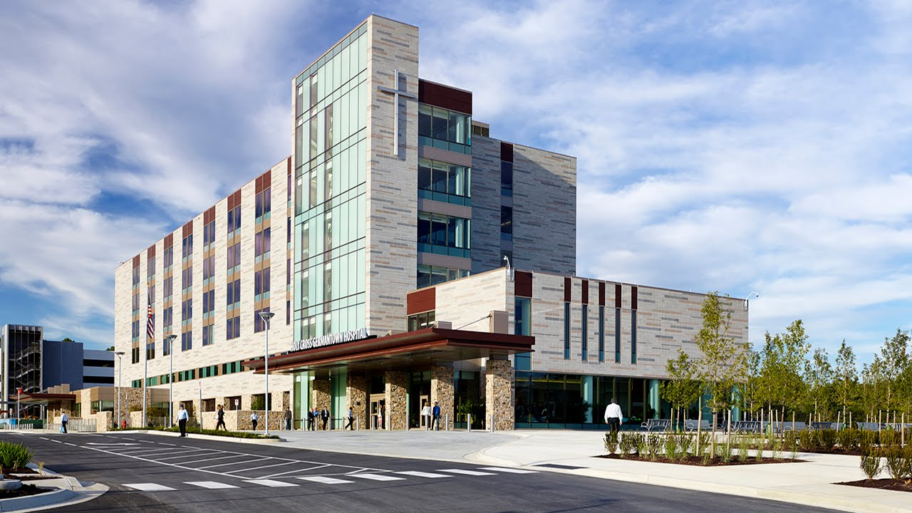 Holy Cross Germantown Hospital | Montgomery County's Newest