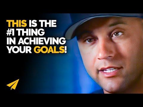 Derek Jeter Interview - Derek Jeter's Top 10 Rules For Success