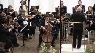 D.Popper - Hungarian Rhapsody for cello, op.68