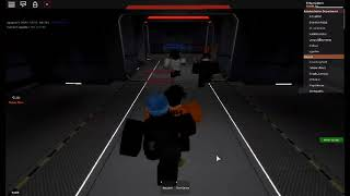 ROBLOX - Mass Test on SCP 1000 (Bigfoot) ohgodyes SCPF