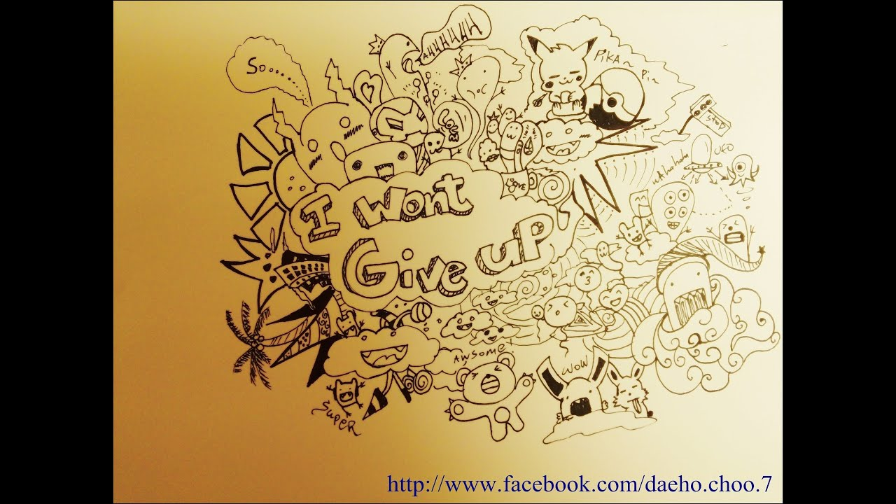 Magnificent Doodle Art Wall Photo - Wall Art Collections ...