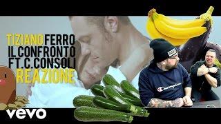Tiziano Ferro - Il Conforto ft Carmen Consoli |UNA CANZONE CONTRO LE DONNE?  | REACTION