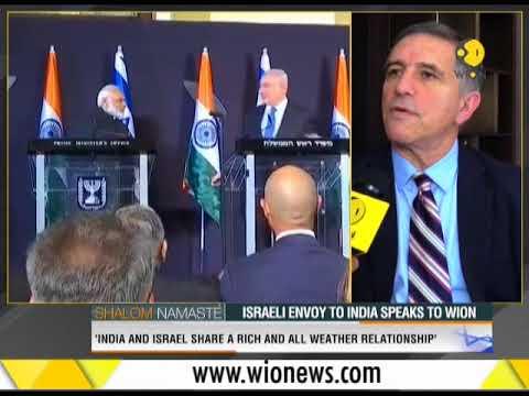 Israeli PM Benjamin Netanyahu starts four-day India visit