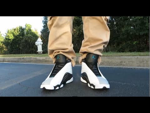 cheap for discount 7a564 e69eb JORDAN 13 RETRO 'BARONS' REVIEW AND ON FEET!!!