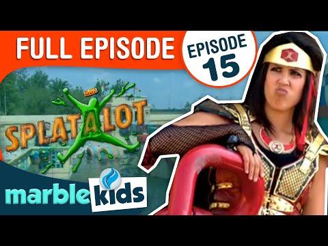 Splatalot! - Season 2 - Episode 15 - You Simmer Down!