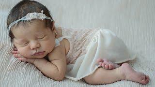 { Ensaio Newborn Laura 8 dias }