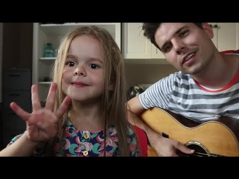 Thumbnail: 4-Year-Old and Her Dad Perform 'Firework'