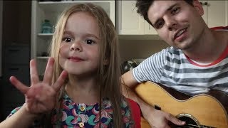 Video 4-Year-Old and Her Dad Perform 'Firework' download MP3, 3GP, MP4, WEBM, AVI, FLV Agustus 2017