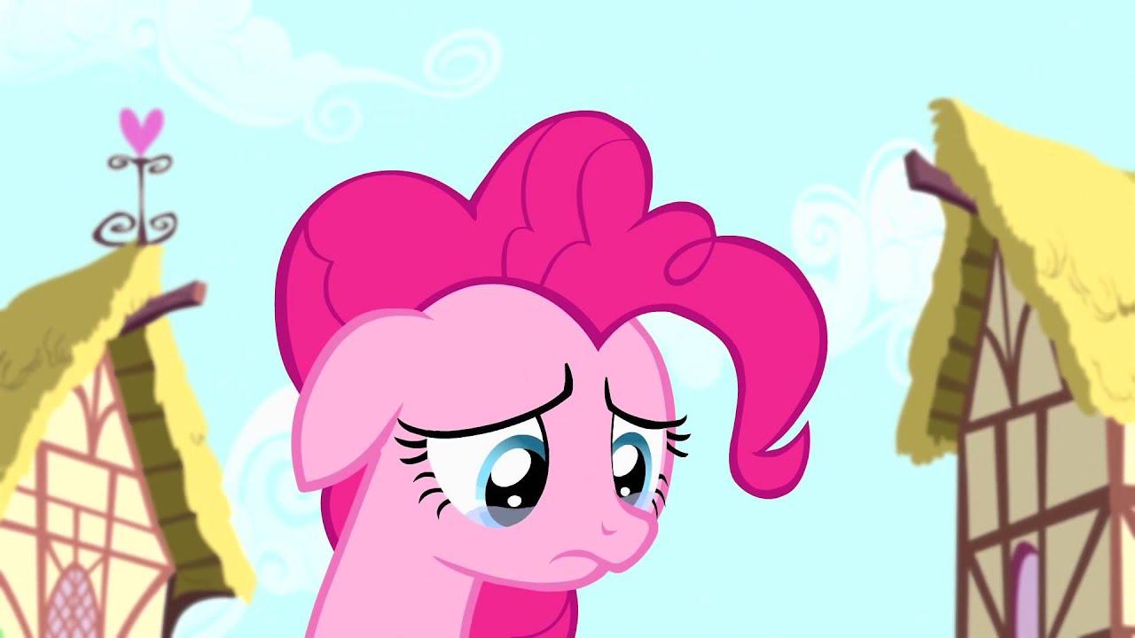 Pinkie Pie (crying)