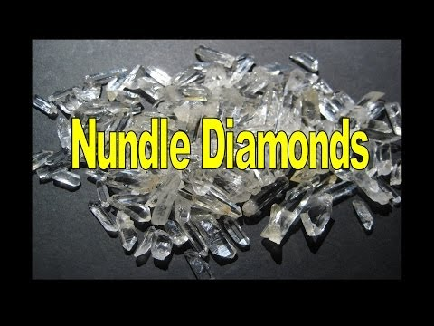 Digging for Nundle Diamonds | Liz Kreate