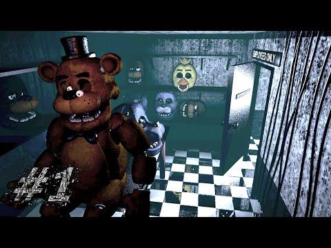 Five Nights At Freddy's - ทีเด็ดมันอยู่คืนสุดท้าย #1