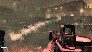 Прохождение игры call of duty 4 modern warfare миссия болото