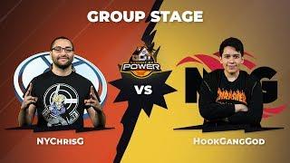 NyChrisG vs HookGangGod - Group Stage: Pool B - Summit of Power